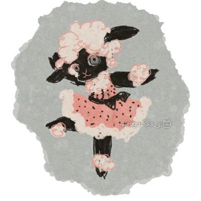 チョコピンクちゃん(旧)