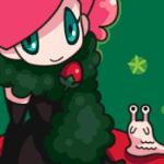 キノコでクリスマス