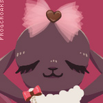 チョコレートピンクハートマジック!!!
